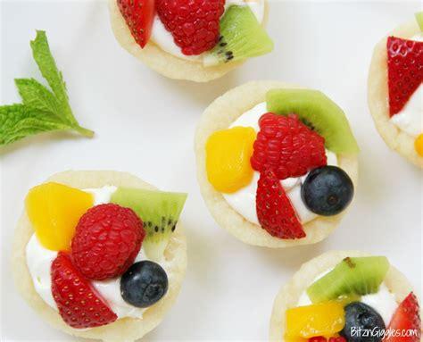 fruit cups sugar cookie fruit cups