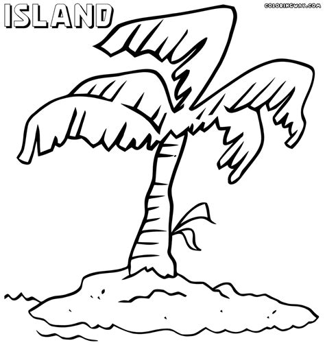 Island Coloring Pages Coloring Pages To Download And Print Island Coloring Pages