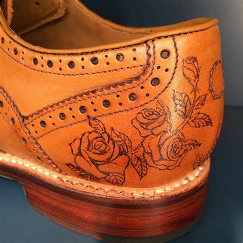 shoe tattoo tattoos on brogue shoe shoes