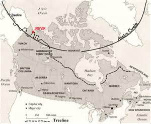 ultima thule inuvik and iqaluit tale of two cities