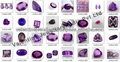 pin purple gemstones names image search results on