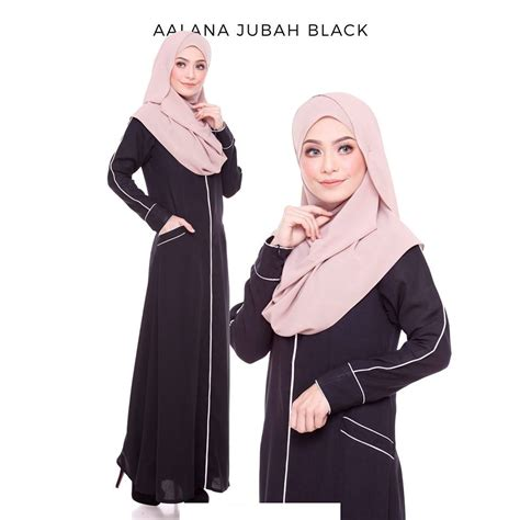 Velisa Maxy Dress seri anggun collection jubah cantik