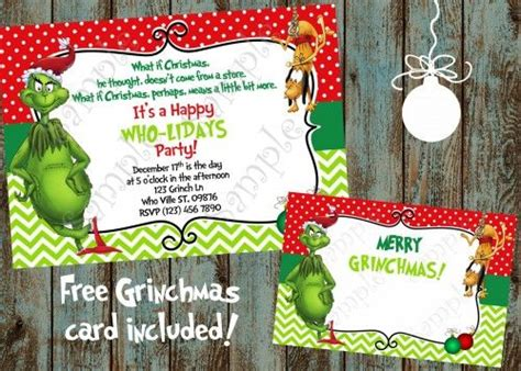 Grinch Card Template by 14 Best Dr Seuss Birthday Ideas Images On