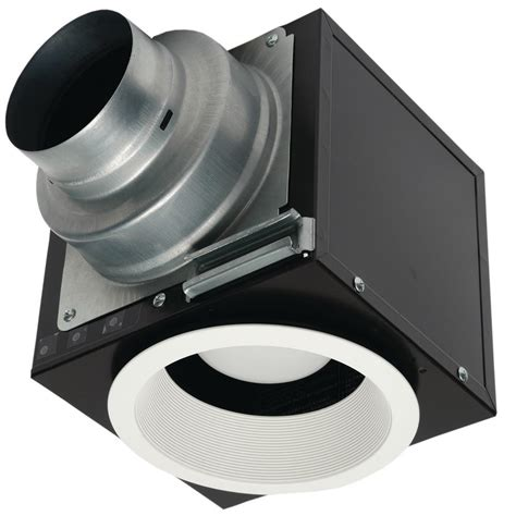 panasonic recessed light fan panasonic recessed exhaust or supply inlet for remote