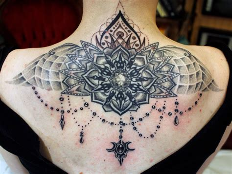 mandala tattoo lower back mandala tattoos lower back google search lower back