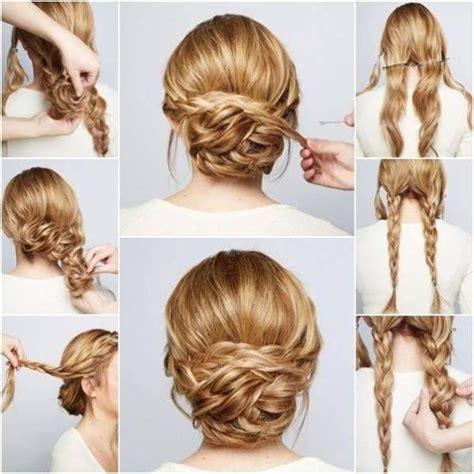 peinados a la moda elegantes peinados de fiesta para ninas 2013 156 peinados para fiesta de d 237 a y noche de peinados