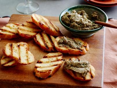 tapenade barefoot contessa ina garten crostini with tuna tapenade recipe ina garten food network