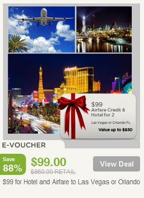 the coupon faerie nomorerack 99 for roundtrip airfare 2 stay hotel for two