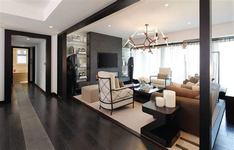 defining open plan living spaces