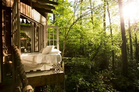 most romantic airbnb atlanta georgia tree house named airbnb s most popular
