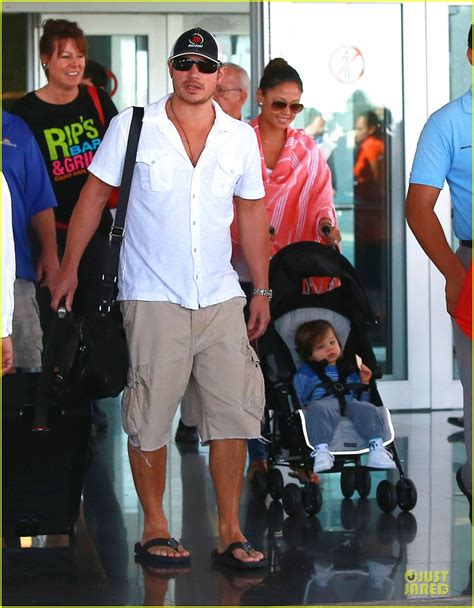 Nick Lachey Named In Basketball Lawsuit by Nick Lachey Cabo San Lucas Arrival With