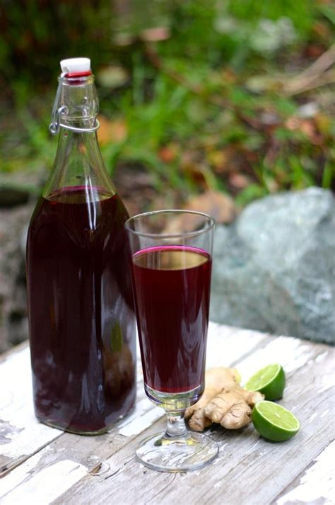Detox Liver With Beetroot Juice Wise Traditions by Kvass Probiotic Beetroot Tonic Hormonesbalance