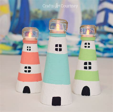 lighthouse craft project lighthouse craft summer foam lighthouse