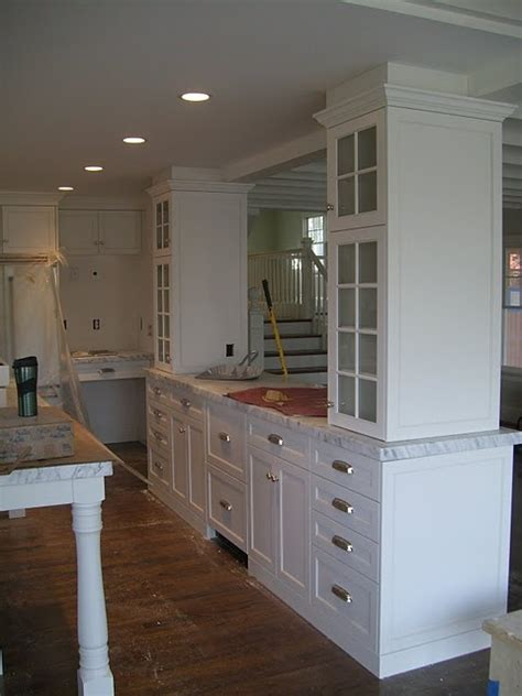 10 lovely efficient one wall kitchens kitchn love the extra storage between kitchen and dining room