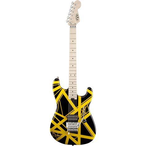 1x Stripe Musik evh striped series by 171 e gitarre