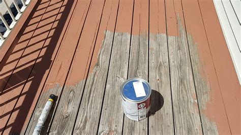 elastomeric deck coating youtube
