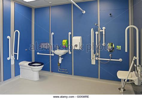 bathroom equipment for disabled grab rails stock photos grab rails stock images alamy