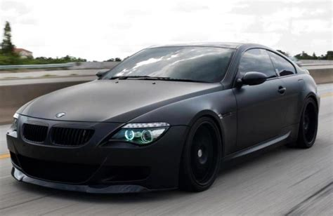 Bmw Mat Black by Matte Black Bmw M6 Bmw S Are Favorite I Would Sell A Kidney On The Black Market For This