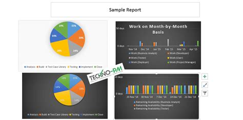 ms project 2013 report templates ms project reports tutorial how to create reports and