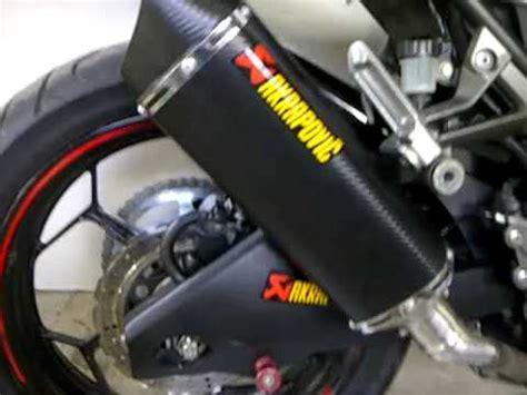Knalpot Akrapovic Gp V Carbon knalpot racing akrapovic carbon 250 fi