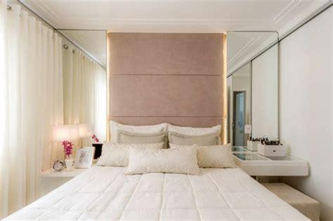 vorh nge wei kleines schlafzimmer einrichten 55 stilvolle wohnideen