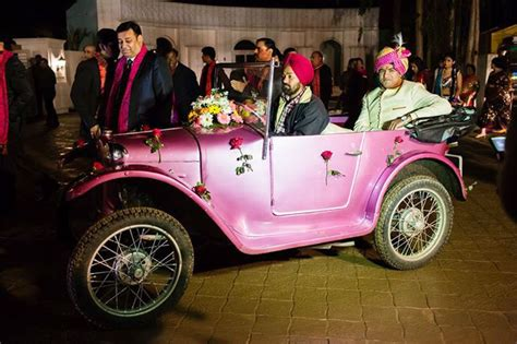 Wedding Car With Flowers by Wedding Car Decoration With Flowers Getaway In Style