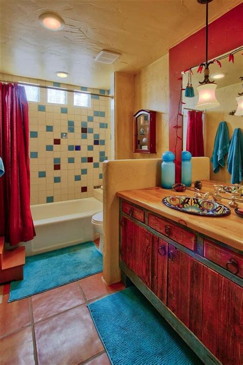 Mexican Tile Bathroom Designs pin by lauren wheeler on ideas for my someday house