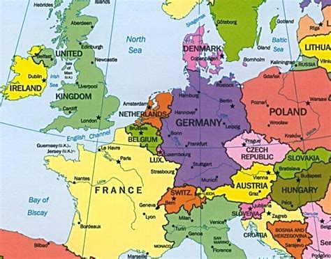 europe germany map about enil west enil west