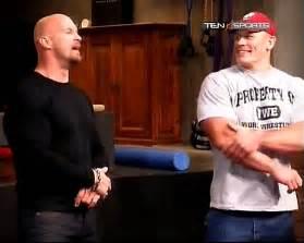 Cold Steve Vs Cena Chuichali Tough Enough Host Cold Steve And