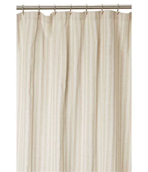 No Results For Kassatex Chevron Linen Shower Curtain