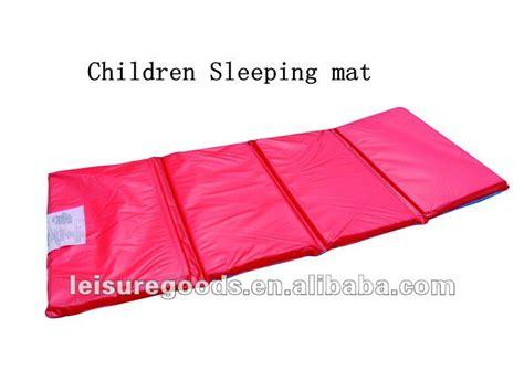 Child Sleep Mat by Children Sleeping Mat Buy Sleep Mats Folding