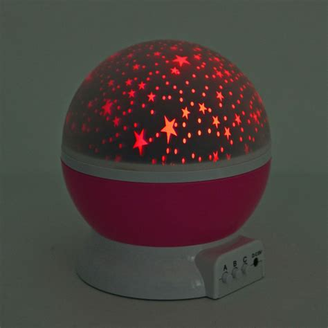 dream rotating projection l pink star master dream rotating projection l lighting