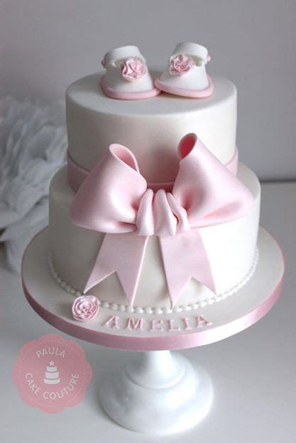 Pretty Baby Shower Cakes by Baby Shower Cake Baby Shower Cakes