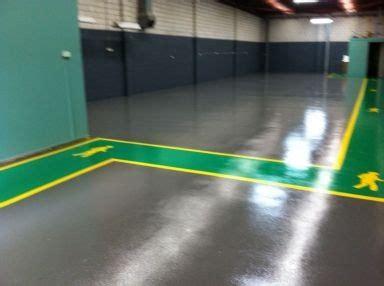 walkway demarkation safety floor industrial flooring