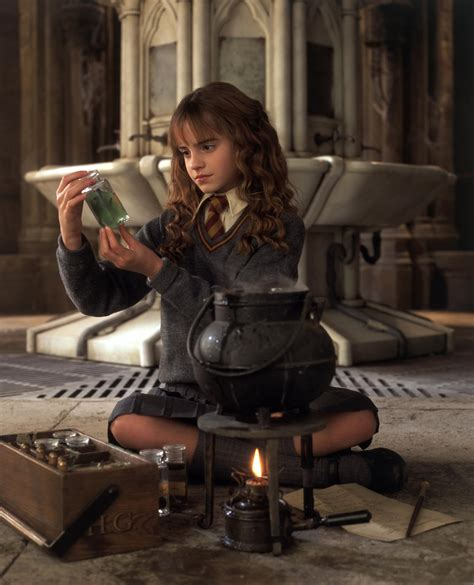 harry potter hermione harry potter and the chamber of secrets movie photo
