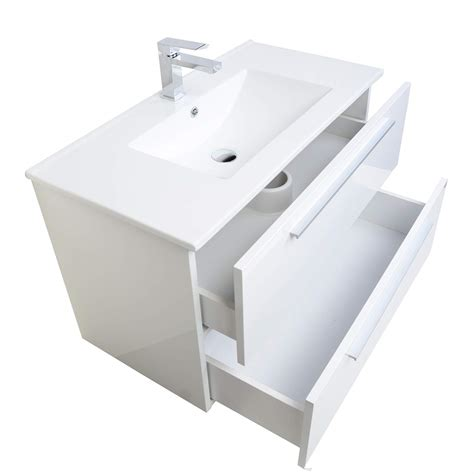 5 Bathroom Vanity Buy Nola 35 5 Inch Wall Mount Modern Bathroom Vanity Walnut Tn T900c Hgw On Conceptbaths
