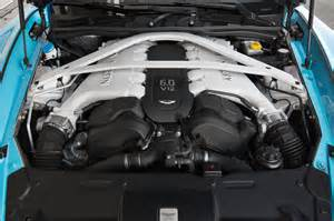 Aston Martin Engine 2014 Aston Martin Vanquish Engine Photo 5