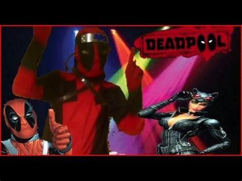 theme song deadpool deadpool theme music video by thiagosldark youtube