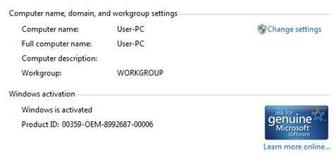 Microsoft Asli Ngudi Kawruh Periksa Apakah Windows 7 Adalah Asli