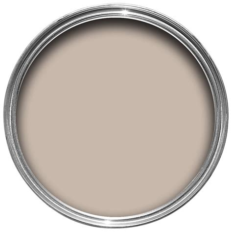 B And Q Touch L by Colours Premium Beige Matt Emulsion Paint 2 5l