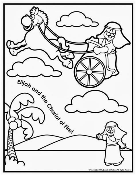 coloring pages for sunday school teachers 118 best images about bible elijah on pinterest