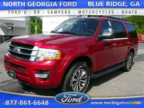 ford expedition red 2015 ruby red metallic ford expedition xlt 4x4 105458472