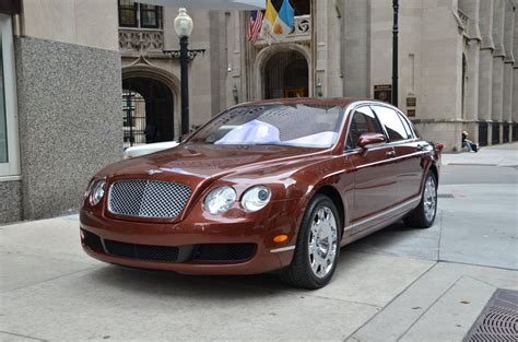 bentley 2006 flying spur 2006 bentley continental flying spur stock gc1917aa for