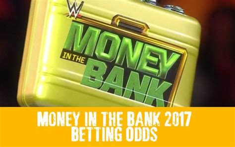 Who Win Money In The Bank - who is currently favored to win the money in the bank briefcase at this year s wwe