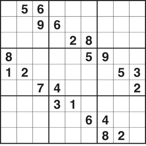 Sudoku 2 498 Medium Life And Style The Guardian