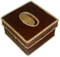 Ds Tempat Kotak Tisu Tissue Box Classic Handicraft box tempat tissue kotak daun kk61 souvenir pernikahan