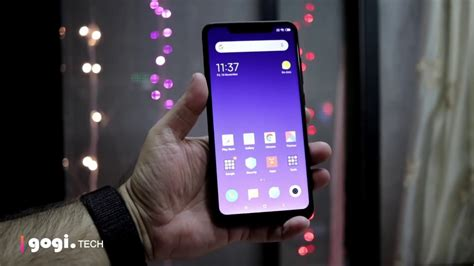 xiaomi redmi note 6 pro unboxing and impression