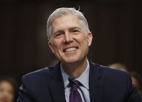 neil gorsuch finances more revealing than neil gorsuch s answers are dems