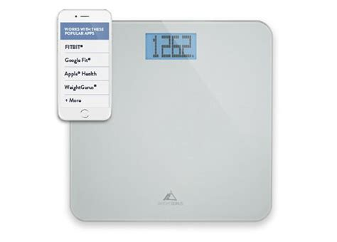 bathroom scale app greater goods greater goods
