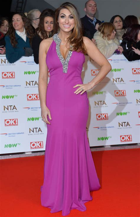 luisa zissman nearly falls out of her very low cut dress i nearly fell asleep luisa zissman slams the apprentice
